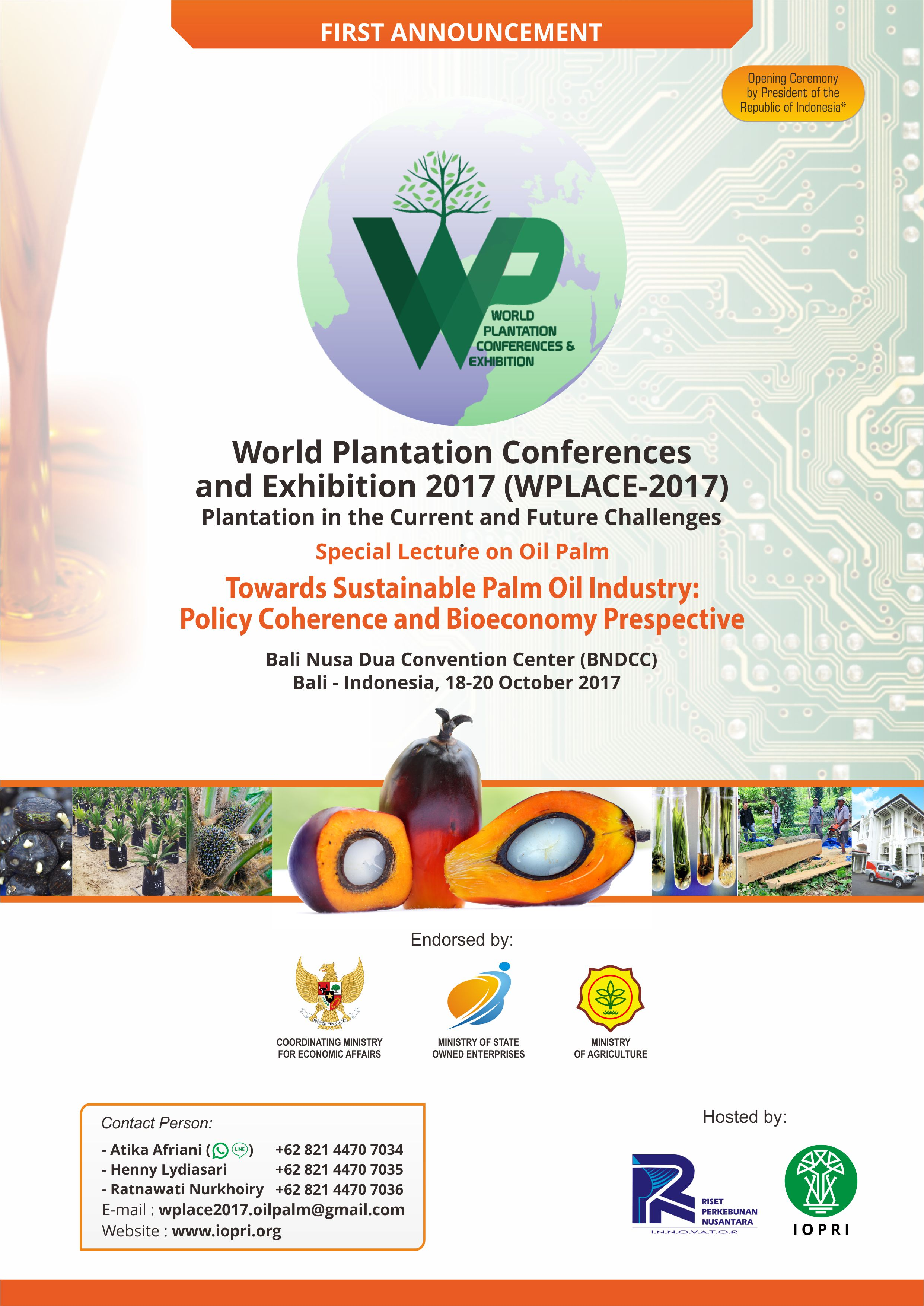 WPLACE 2017