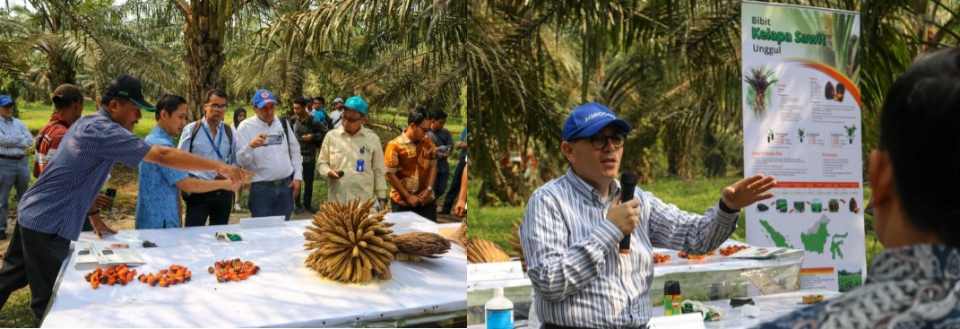 EXPERT GROUP MEETING (EGM) BETWEEN INDONESIA AND COLOMBIA ON THE 3RD AGRICULTURE COOPERATION
